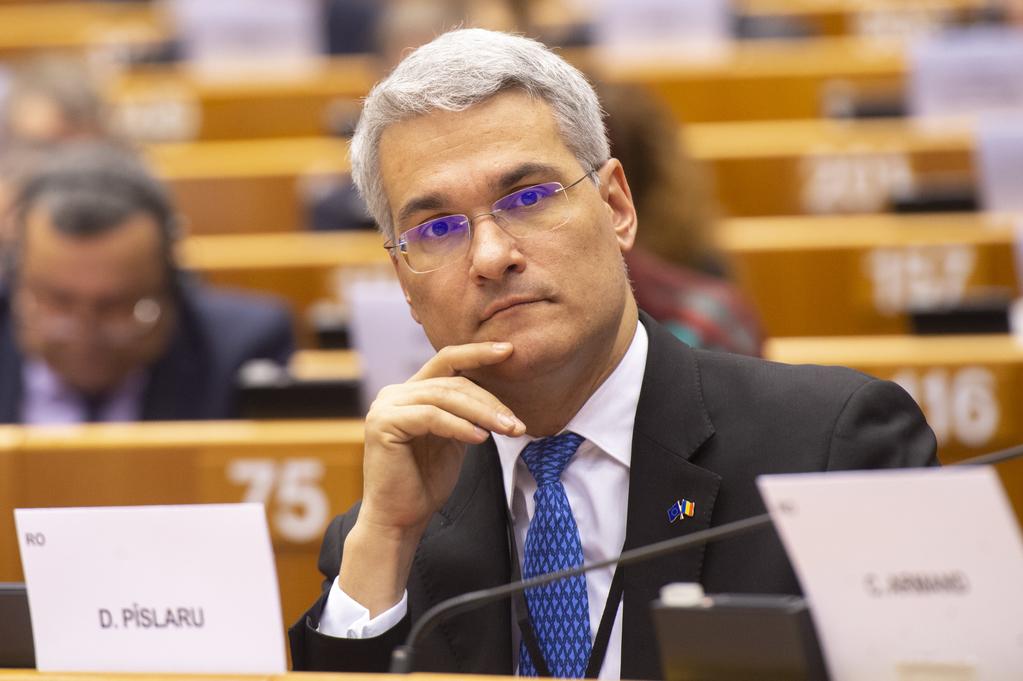 Dragoș Pîslaru MEP