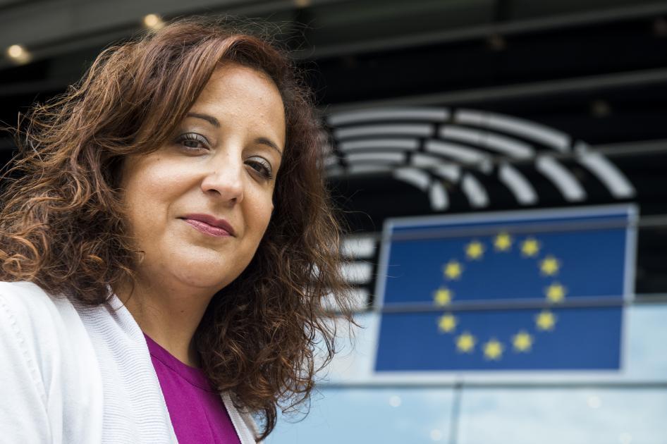 Iratxe Garcia Perez MEP