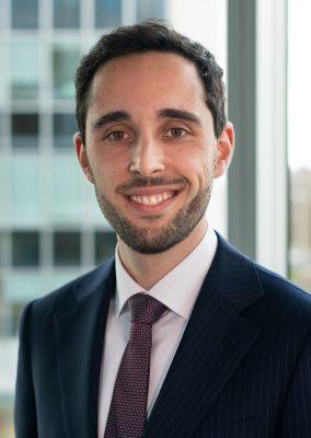 Pfizer's Director of EU government affairs, Andrea Chiarello