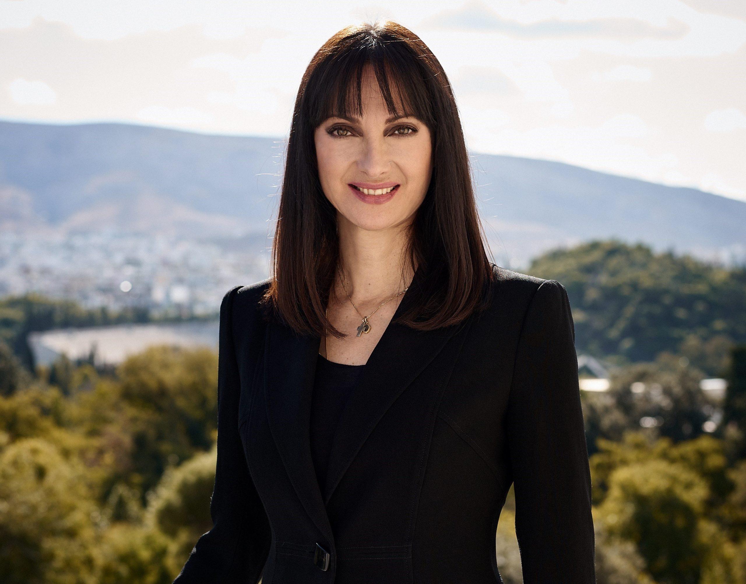Elena Kountoura MEP