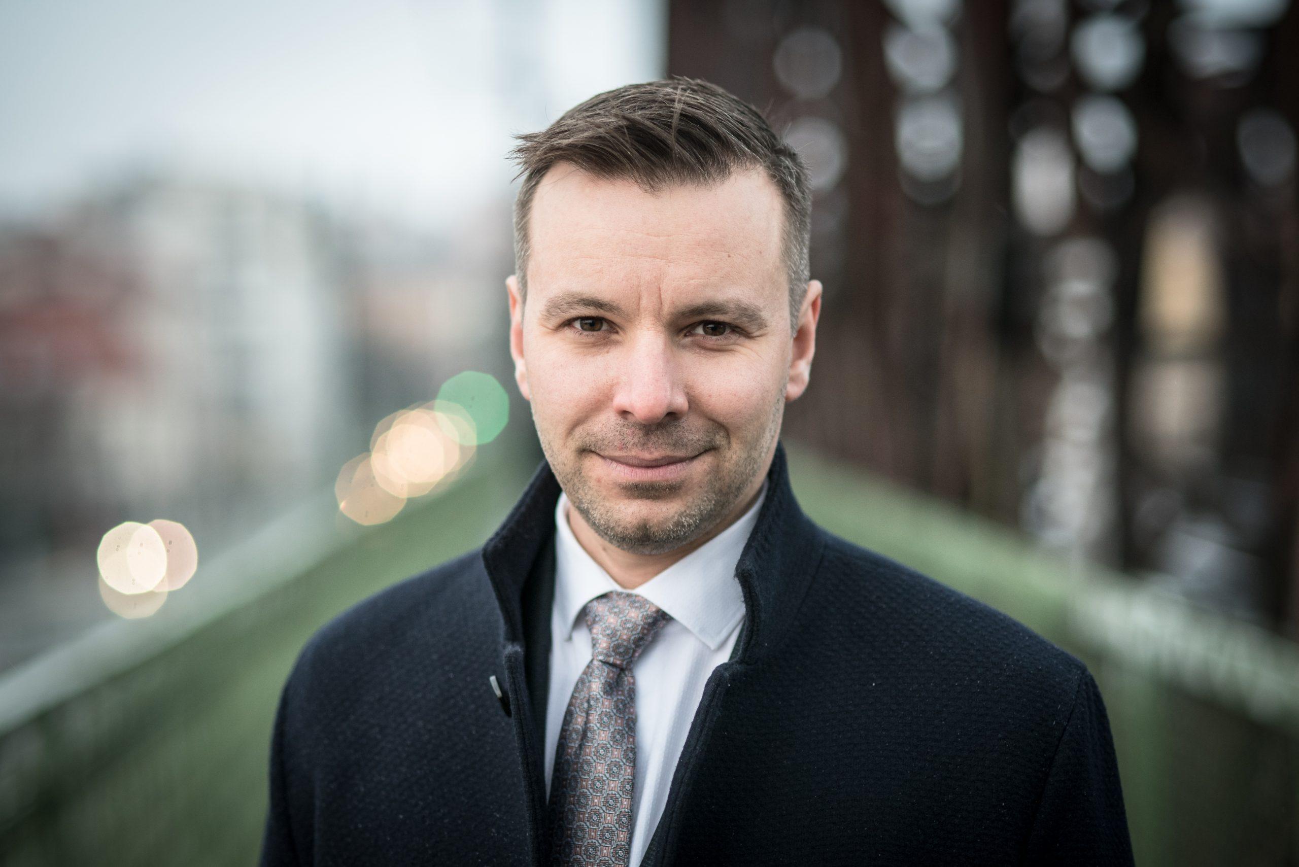Marcel Kolaja MEP
