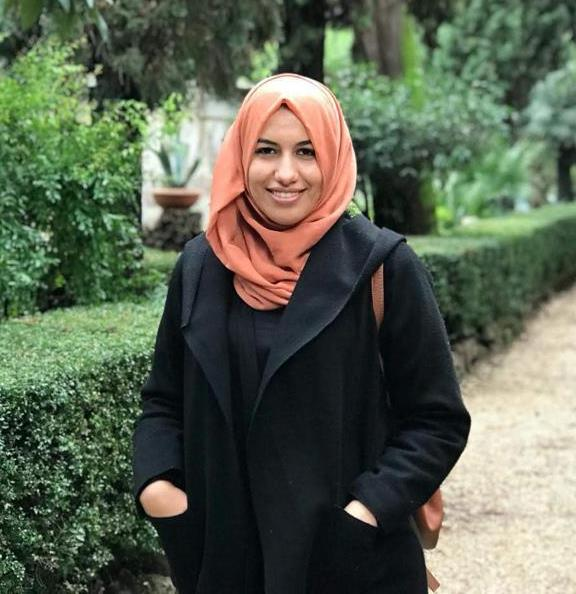 Nourhene Mahmoudi